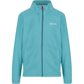 Regatta King II Fleece Jacket Girls Ceramic